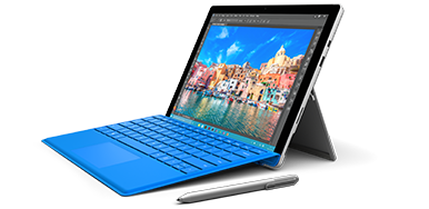 bend-crm-microsoft-surface